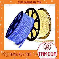 Led dây 5050 Đèn LED dây 5050 đơn sắc: Trắng; Vàng; Xanh dương, nhiều màu  TAMOGA LD 0907 tại Hà Nội