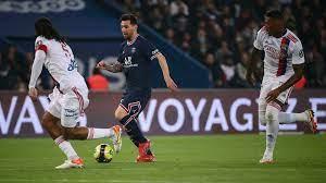 الدوري الفرنسي: باريس سان جرمان يخطف فوزا متأخرا على ليون في أول مباراة  لميسي بحديقة الأمراء