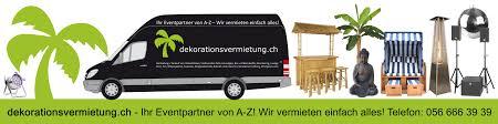 Deko Mieten Schweiz