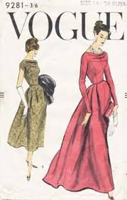 Vogue Pattern Classy Vintage Vogue Pattern Envelopes Fashion Pinterest Vintage