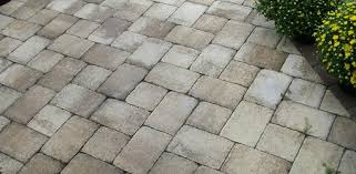 patio pavers. How To Install Pavers Over A Concrete Patio Without Mortar