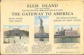 「In 1892, Ellis Island,」の画像検索結果