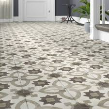 Patterns tile floors Porcelain Wayfair Floor Tile At Great Prices Wayfair