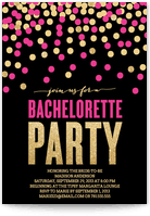 bachelorette party invite bachelorette party pingg com