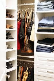 closet org jeans bags purses via babble