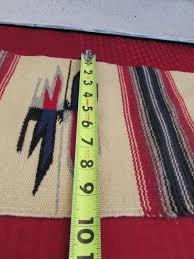 navajo rug wall hanging table scarf