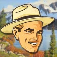 Ranger Stranger - Another gem from the journal... #fieldnotes #rangerwisdom    Facebook