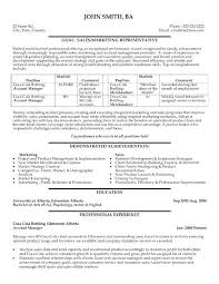 Advertising Account Manager Resume – Andaleco