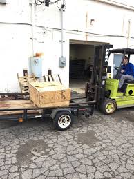 fastenal store. wait 2-3 days, fastenal calls and loads 2f into buyers pickup truck with a forklift ! drive home your new-to-me-2f store