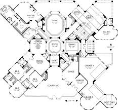 23 Simple Large House Floor Plans Cabin Floor Plan Simple Small Large House Plans