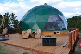 Small Picture Colorado Living Dome Tiny House Swoon