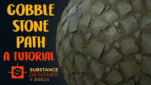 Substance Designer Beginner Cobblestone Material Beginner Substance Designer Tutorial
