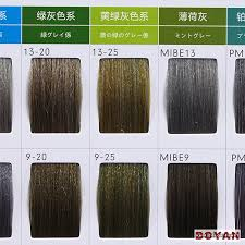 Synthetic Hair Customized Hair Color Chart For Henna Hair Color Cream Buy Hair Color Chart Synthetic Hair Henna Hair Color Cream Product On