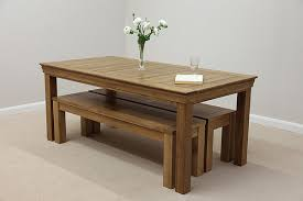 Dining Table Bench Oak » Gallery DiningOak Table Bench