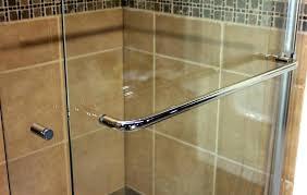 inspiring 24 shower door frameless erfly shower