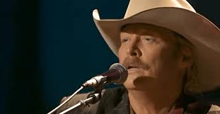 alan jackson performs classic hymn in the garden