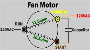 4 wire condenser fan motor wiring diagram images condenser fan how to wire a 4 wire ac condenser fan motor