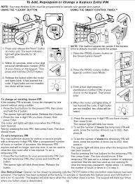 program liftmaster garage door keypad