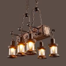 black lantern island pendant lights
