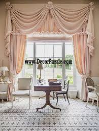 classic curtain style 2016 curtain designs for large door