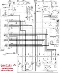 isuzu hombre wiring diagram wiring diagrams online
