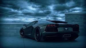Lamborghini Dark wallpapers HD ...