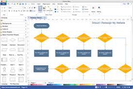 Flowchart Desktop Program Create Great Looking Flowchart