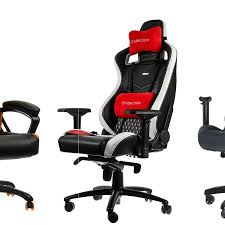 best gaming chair of 2018 comfortable chairs for pc and console gamers tech advisor