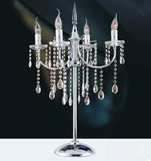 table chandelier
