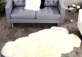 ivory faux fur rug awesome area rugs amazing ivory white sheepskin rug p amazing throughout sheepskin ivory faux fur rug faux fur area