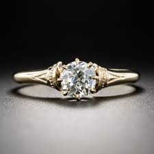 Engagement Rings: A Backward Glance - AJU