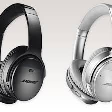 bose noise cancelling headphones 35. bose quietcomfort 35 ii wireless headphones silver woman\u0027s neck. view gallery \u2014 6 photos noise cancelling