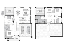 unlock split level floor plans home design house modern multi inside