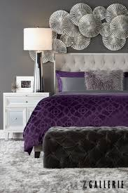 View Purple And Gray Bedroom Walls Decor Color Ideas Interior Amazing Ideas  With Purple And Gray