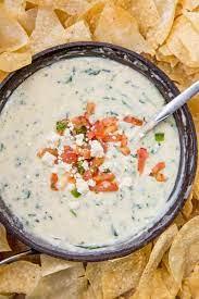 chili s white spinach queso copycat