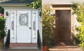 entry doors replacement