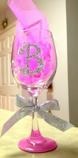 hand painted and decorated wine glasses my friend bri s these some from