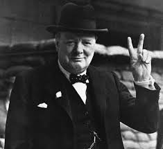 world winston churchill on aliens essay discovered  27 1941 file photo of british prime minister winston churchill