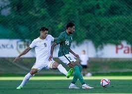 """المنتخب السعودي on Twitter: """"نهاية الشوط الأول    🇸🇦 السعودية 1 - 1  رومانيا 🇷🇴 #دورة_الالعاب_الأولمبية"""