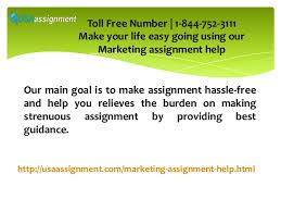 marketing assignment help homework help