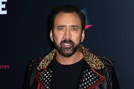 Nicolas Cage gets 2021 release date