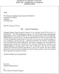 Federal Aviation Regulation Appendix A To Part 60 Qualification