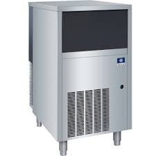 Pebble Ice Machine Manitowoc Rns 0244a 19 3 4 Air Cooled Undercounter Nugget Ice