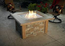 outdoor propane gas fireplace sierra bond outdoor propane fireplace