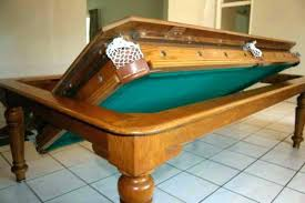 small pool table find this pin and more on woodworking plans tables mini for billiard