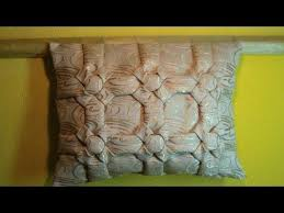 <b>Декоративная подушка</b> буфы, схема Квадраты урок1. - YouTube ...