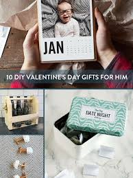 gift guide 10 awesome diy valentine s day gifts for him