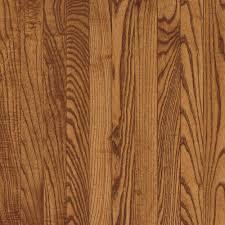 bruce take home sle gunstock oak solid hardwood flooring 5 in x 7