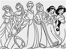 Disney Princes Coloring Pages Luxury Free Coloring Pages Disney