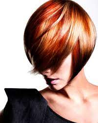 20 stylish colors for short hair